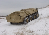KM-70 command-and-control vehicle