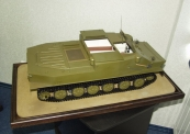 BTR-50PKM Amphibious Armored Personnel Carrier