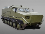 THE 778 MULTIPURPOSE  TRACKED CHASSIS